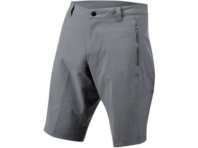 PEARL iZUMi Versa Pantalones cortos Hombre, shadow grey